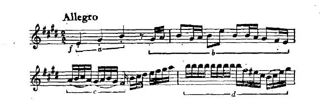 js巴赫-e大调小提琴协奏曲